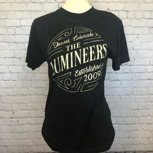 Tops - The Lumineers Band Tee